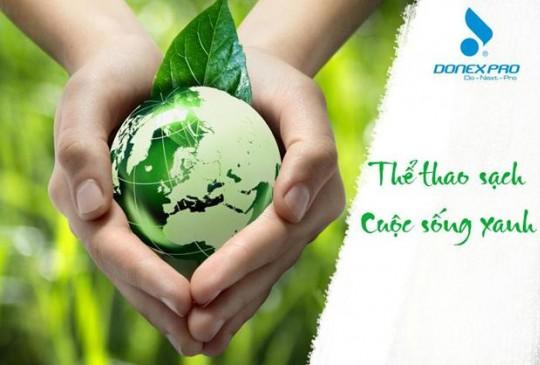 Donexpro - Thể thao sạch, cuộc sống xanh