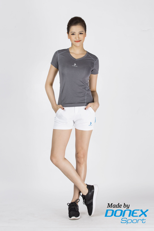 Áo thể thao nữ AC-3364A - Ghi chì